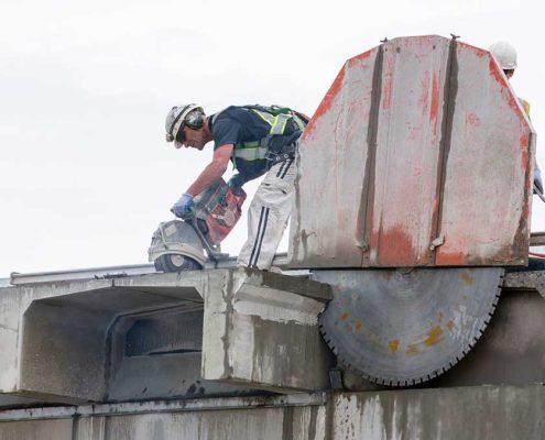 A-1 Concrete Cutting + Coring | Concrete Sawing
