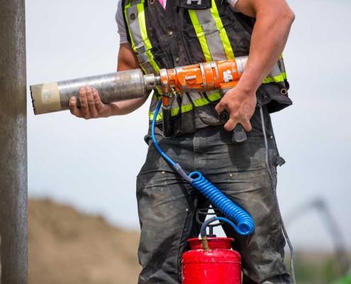 A-1 Concrete Cutting + Coring | Calgary, Alberta
